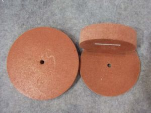 4 Inch Maroon Polishing Wheel pictures & photos