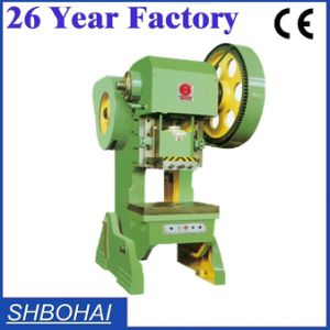 Equipment Used for Workshop Power Press Punching Machine Punching Machine Jb23 Production Line pictures & photos