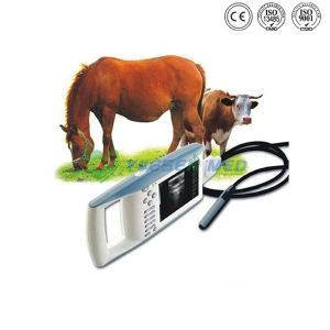 Ysb5100V Ce Approved Handheld Veterinary Ultrasound pictures & photos