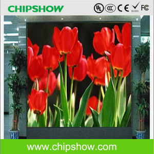 Chipshow P6 Indoor Full Color Video LED Display for Advertising pictures & photos