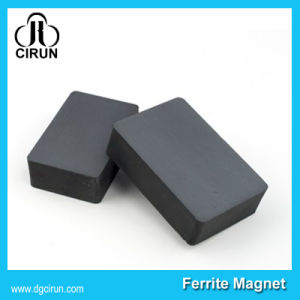 Cheap Price Industrial Use Square Block Bar Ceramic Permanent Ferrite Magnet pictures & photos