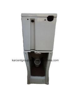 Two Piece Ceramic Toilet Ce Washdown Toilet Water Closet Wc 11812 pictures & photos