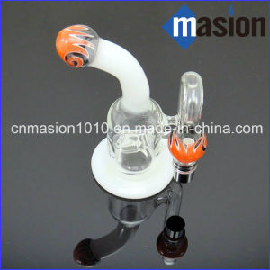Glass Water Pipe Glass Atomizer Glass pipe (MP3) pictures & photos