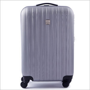 The Grey ABS Luggage Set (hx-q038) pictures & photos