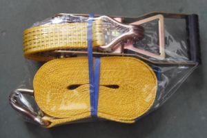 Container Handling Equipment Ergo Ratchet Buckle Strap pictures & photos