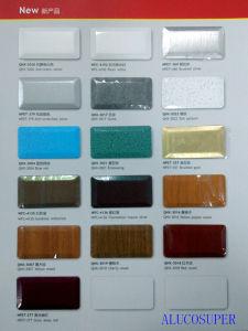 Alucosuper Color Coating Aluminum Coil Sheet pictures & photos