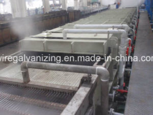 High DV Steel Wire Electro Galvanizing Machine with Ce Certified pictures & photos