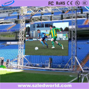 P6 Full Color Rental Outdoor Display Advertising (CE RoHS FCC) pictures & photos