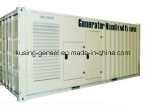 30kVA-2250kVA Diesel Silent Generator with Cummins Engine (CK314000)
