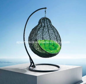 Rattan Wicker Hanging Chair Patio Furniture Ahc008s pictures & photos