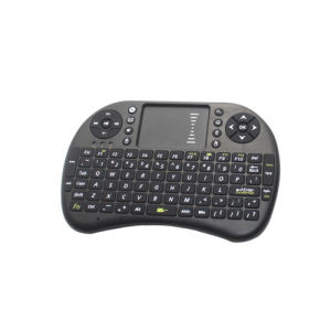 Handheld Keyboard 2.4G Mini Wireless Keyboard Mini for PC pictures & photos