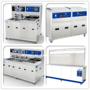 Industrial Ultrasonic Medical Cleaning Equipment for Engine Block, Cylinder Head pictures & photos