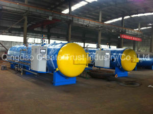China Top Quality Rubber Autoclave Machine (ASME /CE) pictures & photos