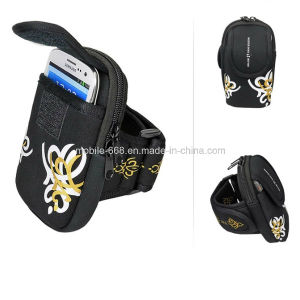 Adjustable Running Sport Armband Pouch Bag for iPhone/ Samsung pictures & photos