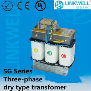 Power Exchange Dry Type Three Phase Transformer Sg pictures & photos