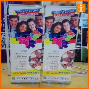 Wholesale Roll up Retractable Banner Stand (TJ-BC-3) pictures & photos
