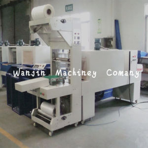 Wd-250A Semi-Auto Shrink Film Wrapping Machine for Drinking Water pictures & photos