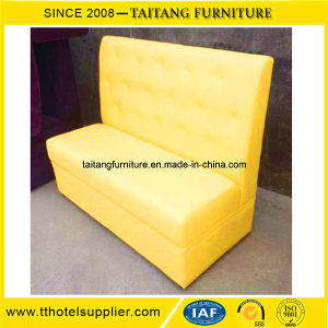 Single Side Cheap Restaurant Sofa Booth pictures & photos