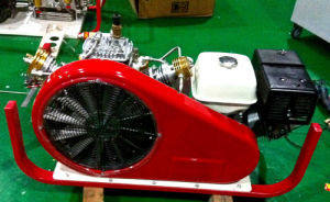 Petrol Power Helium Recover Machine