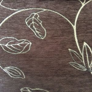 100%Polyester Jacquard Chenille Upholstery Fabric pictures & photos