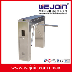 CE Approved Automatic Type Tripod Barrier, Flap Turnstile pictures & photos