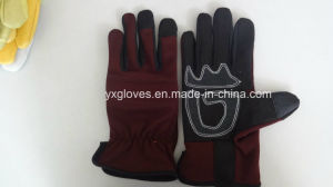 Mechanic Glove-Industrial Glove-Safety Glove-Work Glove pictures & photos