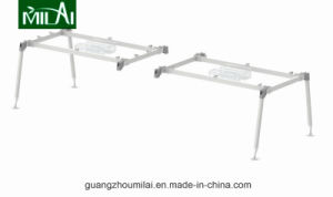Hot Wholesale Hardware Desk Leg Meeting Table pictures & photos