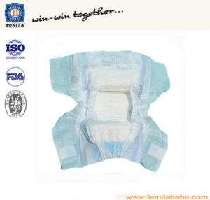 OEM High Absorbent Breathable Baby Nappy pictures & photos