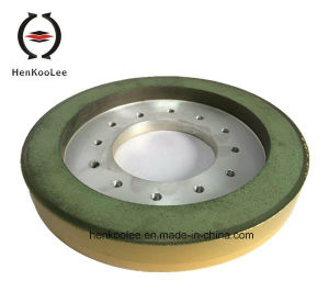 Dry Resin Bond Diamond Grinding Wheel for Wall Tile pictures & photos