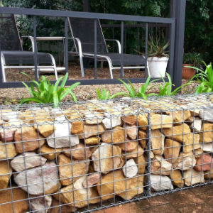 60*80 Galfan Wire Welded Gabion Basket Prices, Gabion Wall Factory pictures & photos