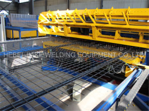3D Wire Mesh Fence Panel Production Line pictures & photos