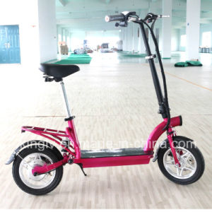 12inch Al Wheel Brushless Motor Folded Scooter pictures & photos