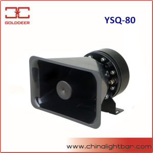 80W Loud Speaker Series Car Alarm (YSQ-80) pictures & photos
