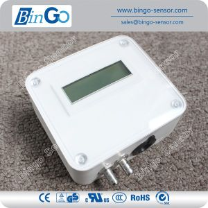 Range Adjustable Differential Pressure Transmitter with Display pictures & photos