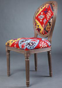 Chinese Antique Furniture Highback Chair pictures & photos