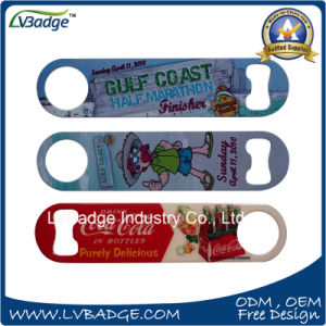 Custom Engraved Metal Key Chain Bottle Opener pictures & photos
