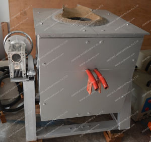 Medium Frequency Melting Furnace (MF-60KG) pictures & photos