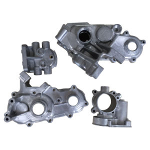 Customized Aluminum Alloy Die Casting Machining Parts for Agriculture Equipment pictures & photos