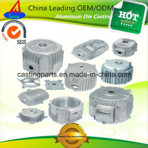 Aluminum Casting Amazon Auto Parts with Unique Advantage pictures & photos