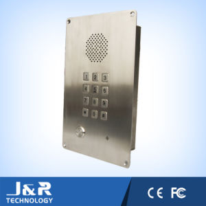 VoIP Intercom Industrial Telephone Handfree Clean Room Telephone pictures & photos