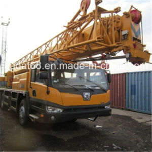 Mobile Crane with Truck 25K5 pictures & photos