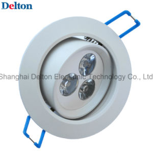 3W Dimmable Flexible LED Ceiling Light (DT-TH-3G) pictures & photos
