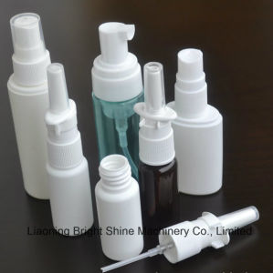 Spray Bottle Pharmaceutical Machinery Liquid Filling Sealing Capping Machine pictures & photos