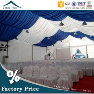 Wonderful Decoration of Marquee Event Party Beach Tent by Guangzhou pictures & photos