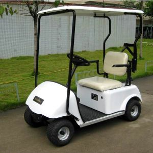 Marshell Electric Single Seat Mini Golf Buggy with CE (DG-C1) pictures & photos