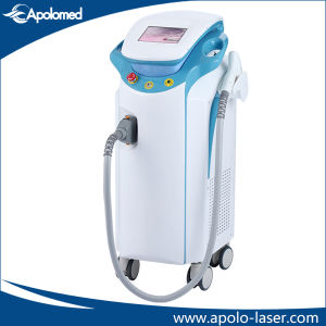 Factory Direct Sale! Golden 808nm Diode Laser/Diode Laser Hair Removal for Permanent Hair Removal pictures & photos