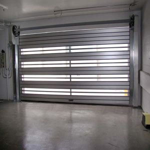 Rigid High Performance Fast Shutter Door (HF-1036) pictures & photos