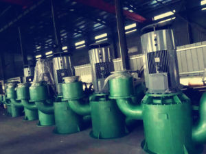 Pbg Vertical Shield Pump Shield Pump Noise Small Vertical Pipeline Centrifugal Pump Automatic Booster pictures & photos