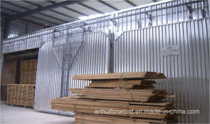Wood Drying Kiln (heating medium: steam FW-100)
