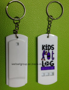 Promtional Colourful Plastic Gift Whistle pictures & photos